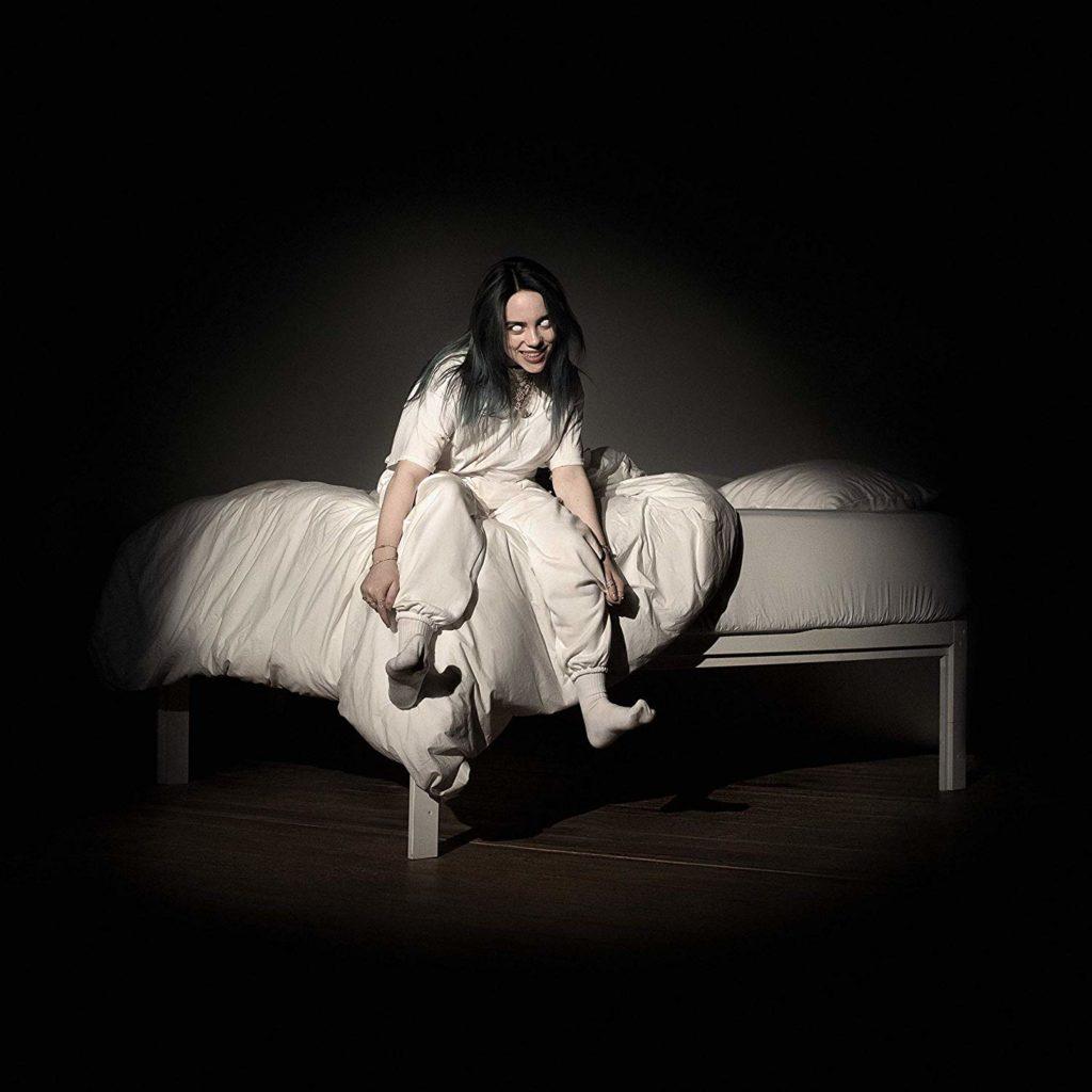 Billie Eilish, When We Fall Asleep, Where Do We Go? [Photo Credits: Darkroom / Interscope]